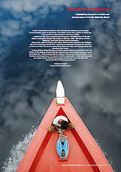 New Internationalist magazine<br /> Column Southern Exposure<br /> Jan/Feb - 2011
