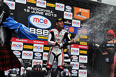 R4 MCE British Superbikes Knockhill 2013