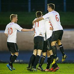 Cowdenbeath 0 v 2 Falkirk, Scottish Championship