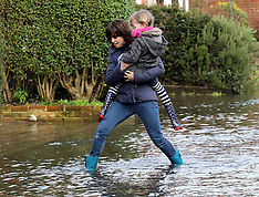 FEB 09 2014 Kent floods