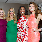Tara Crimin, Melanie Barr Levey, Garcelle Beauvais, and Blanca Blanco