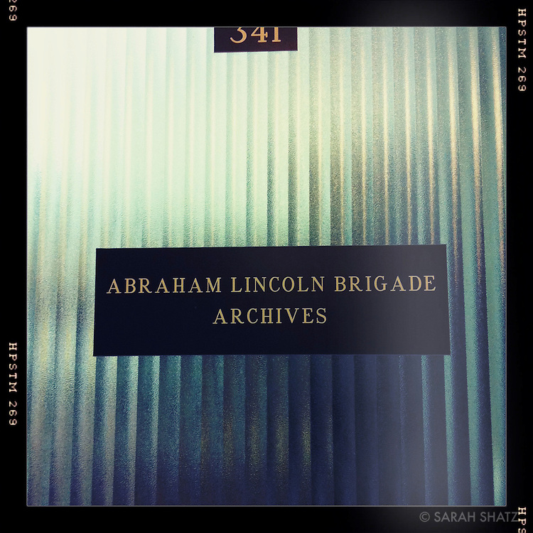 Abraham Lincoln Brigade Archives