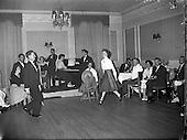 09/07/1959 – 09/07 Cabaret at Central Hotel, Dublin