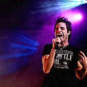 Train performing at Marymoor September 19th, 2010 in Redmond, Washington