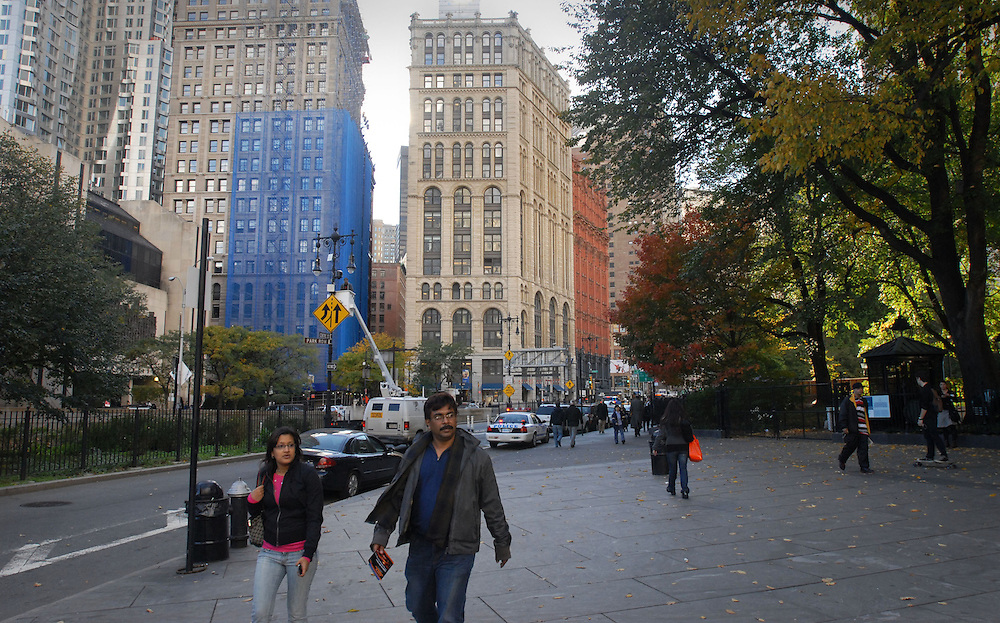 Jason Florio, Amy Grumbling,Neville Elder's production of a 9/11 documentary.