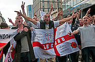 EDL march to Tower Hamlets