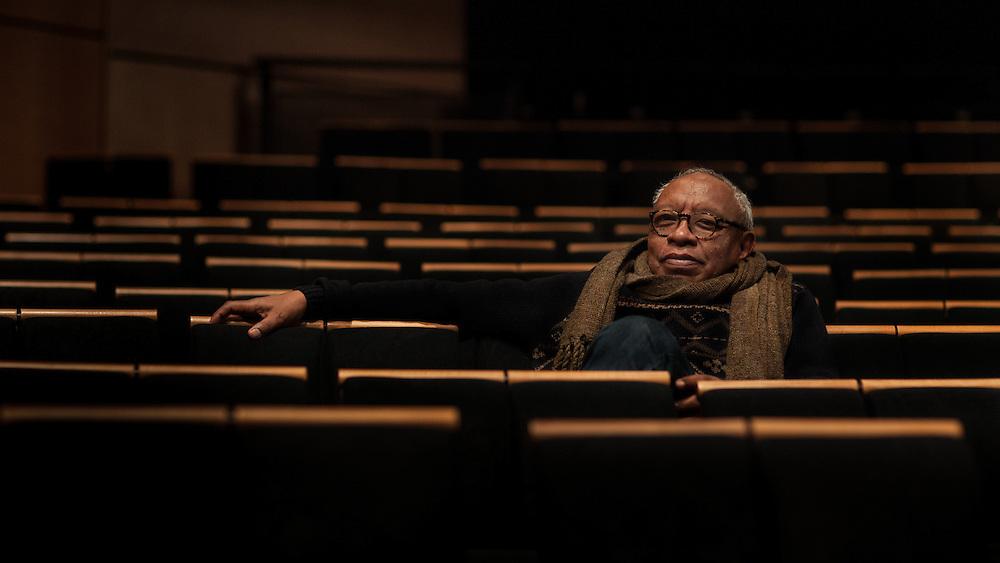 Raymond Rajaonarivelo réalisateur Malgache. FIFAM 2016