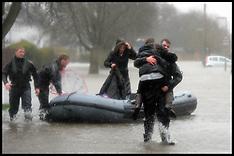 FEB 12  2014  Floods in Egham