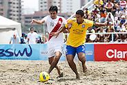 FIFA BEACH SOCCER WORLD CUP 2015 CONMEBOL QUALIFIER MANTA (ECUADOR)