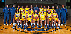 2013-14 A&T Women's Basketball Team Pictures