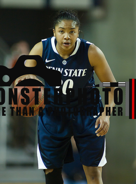 11/17/11 Newark DE: Penn State Junior Guard #20 Alex Bentley during a NCAA Women's College basketball game, Thursday, Nov. 17, 2011 at the Bob carpenter center in Newark Delaware...Delaware defeat The Lady Nittany Lions of Penn State 80-71, behind Elena Delle Donne 40 point scoring effort...Special to The News Journal/SAQUAN STIMPSON