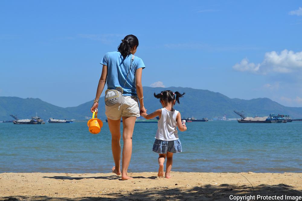 Motherhood by Lutfin Nadya.<br /> <br /> Lutfin Nadya is an Indonesian domestic worker now living in Hong Kong.