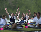20020330 148th Varsity Boat Race, London