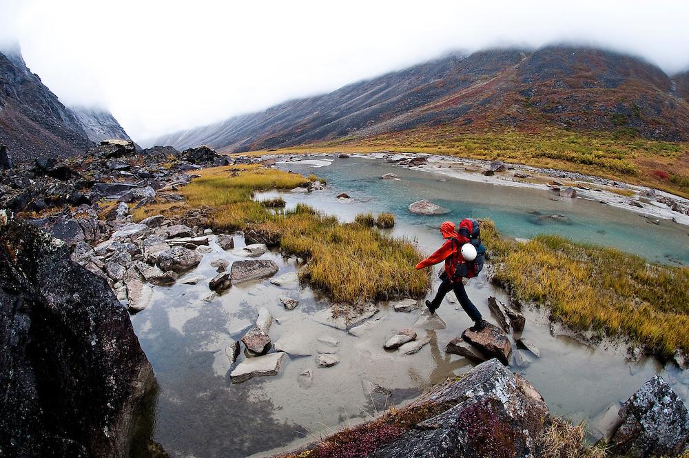 Tobey Carman, Arrigetch Peaks, Brooks Range, AK