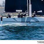GC32 World Championship Lagos. © Sailing Energy/GC32 Racing Tour. 29 June, 2019.<span>Jesus Renedo / Sailing Energy / GC32 Racing Tour</span>
