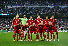120425 Real Madrid v Bayern Munich
