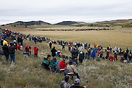 The 48th annual Custer State Park Buffalo Roundup was held Friday September 27, 2013.