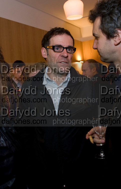 DEXTER DALWOOD, Whitechapel celebrates its expansion into the building next door with an opening party. London. 2 April  2009