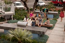 Studio 111  -  Alvista Apartments Long Beach CA  -  Photography by Tom Bonner  -  Job ID 6079