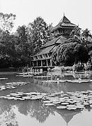 Rai Mae Fah Luang museum of Lanna artifacts