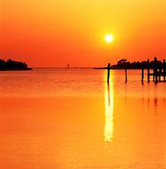 Sunset, Ocracoke