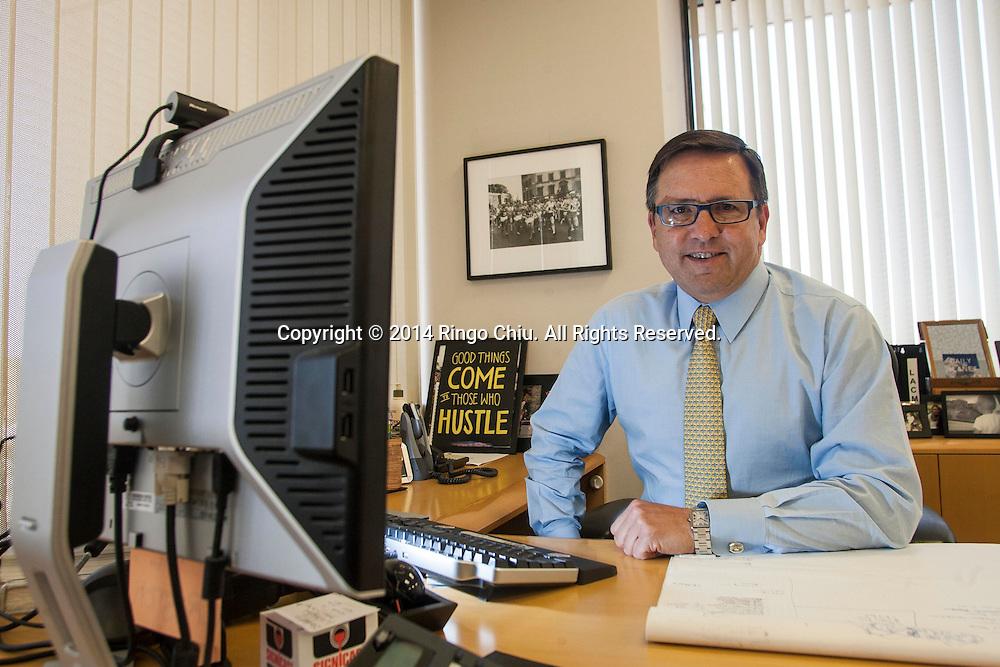 Tony Pritzker  of Pritzker Group Private Capital.<br /> (Photo by Ringo Chiu/PHOTOFORMULA.com)