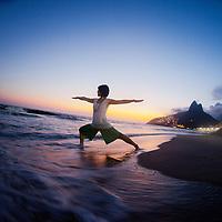 Yoga in Rio