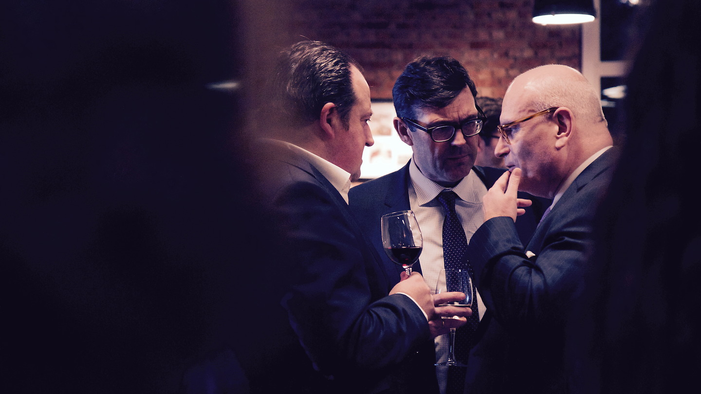Film Fest Gent - Business Drink 25 februari