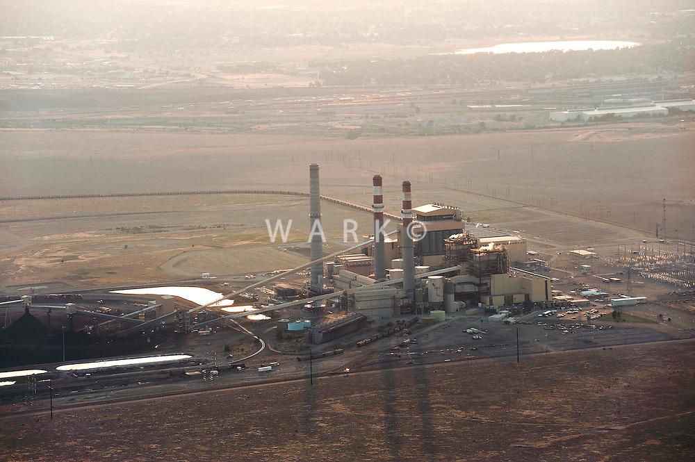Comanche coal power plant
