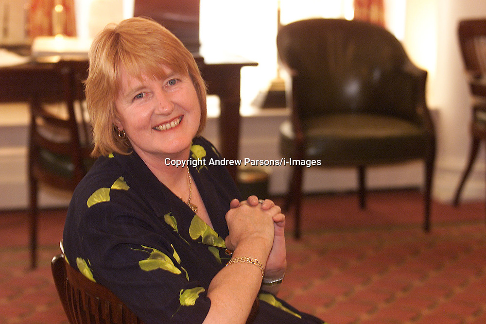 Portraits of Stella Fearnley for the accountancy column..Photo by Andrew Parsons/i-Images.All Rights Reserved ©Andrew Parsons/i-images.See Instructions.