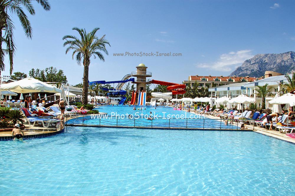 Turkey, Antalya, Kemer, The Queen Elizabeth Elite Suite & Spa Hotel