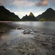 Sunuitao Peak, Pacific Ocean, Ofu Island, American Samoa