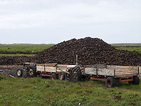 Peat for Islay Whisky..........