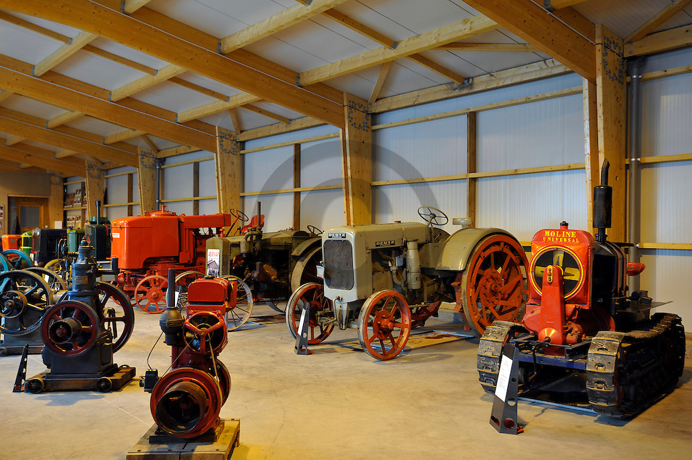 15/11/08 - AMBERT - PUY DE DOME - FRANCE - Collection Musee AGRIVAP - Photo Jerome CHABANNE