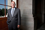 Nicholas DiMichael, General League Counsel Thompson Hine, LLP, poses for a portrait in Washington, DC, September 14, 2009.