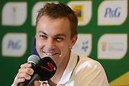 Team SA Press Conference 25 July 2012