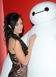 Hatty Keane attends Big Hero 6 3D Gala Film Screening at The Odeon, Leicester Square, London on Sunday 18 January 2015