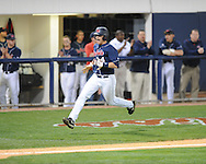 Mississippi's Tim Ferguson scores vs. Florida at Oxford-University Stadium on Saturday, March 27, 2010 in Oxford, Miss. Ole Miss won 15-3.