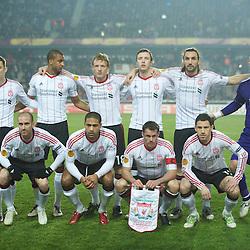 110217 Sparta Prague v Liverpool