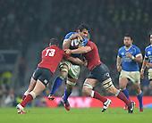 20141122 England vs Samoa, Twickenham, United kingdom