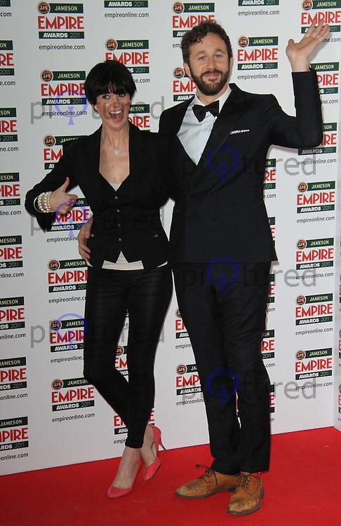 Dawn Porter; Chris O'Dowd Jameson Empire Awards ...