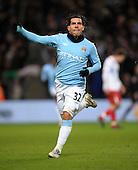Manchester City v Blackburn Rovers