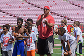 Cards Give Back - American Football Without Barriers Camp