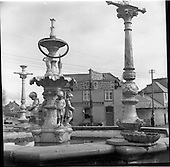 1957 Fountain inn Rosemary Square