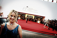 ©Stefano Meluni/Lapresse.29/08/2008 Venezia,Italia.Spettacolo.65 Mostra Internazionale d'Arte Cinematografica.Red carpet del film 'The burning plain'.Nella foto:Jennifer Lawrence..©Stefano Meluni/Lapresse.29/08/2008 Venice,Italy.Entertainment.65th Venice Internationl Cinema exhibition.Red carpet of the movie 'The burning plain'.In the photo:Jennifer Lawrence