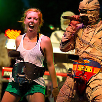 Concert - Here Come the Mummies - Haynes-Apperson Festival - Kokomo, IN