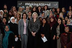 SEP 24 2014 #makingastand-British Muslim Women Launch New Campaign
