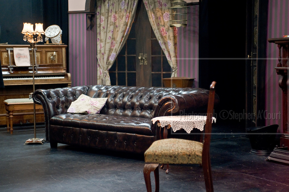 Production photographs of the play In the Next Room or The Vibrator Play, at Stagecraft Theatre, Wellington, 7 - 17 Sept 2011. Written by Sarah Ruhl, directed by Rob Ormsby.  http://www.stagecraft.co.nz/