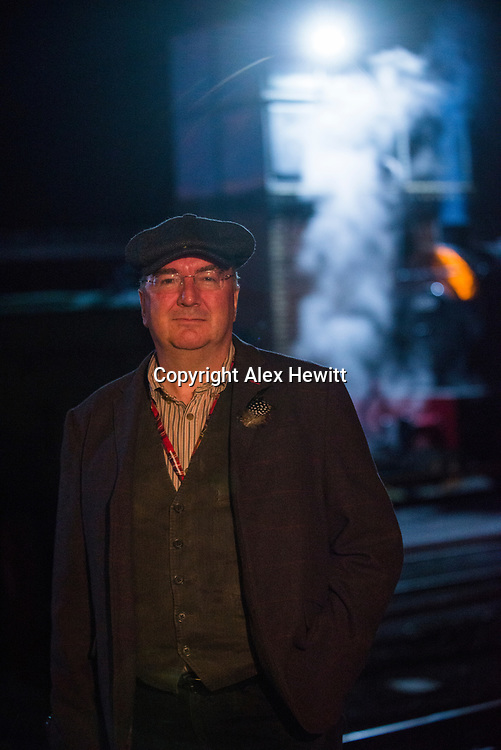 Bo'Ness Hippodrome Festival of Silent Cinema 2017<br /> <br /> Silent Film at Bo'Ness railway with music by Neil Brand<br /> <br /> picture by Alex Hewitt<br /> alex.hewitt@gmail.com<br /> 07789 871 540