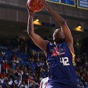 International player Bernard Hopkins (42) drives to the basket in the first half of The 2015 Duffy's Hope Celebrity Basketball Game Saturday, August 01, 2015, at The Bob Carpenter Sports Convocation Center, in Newark, DEL.    <br /> <br /> Proceeds will benefit The Non-Profit Organization Duffy's Hope Youth Programming.